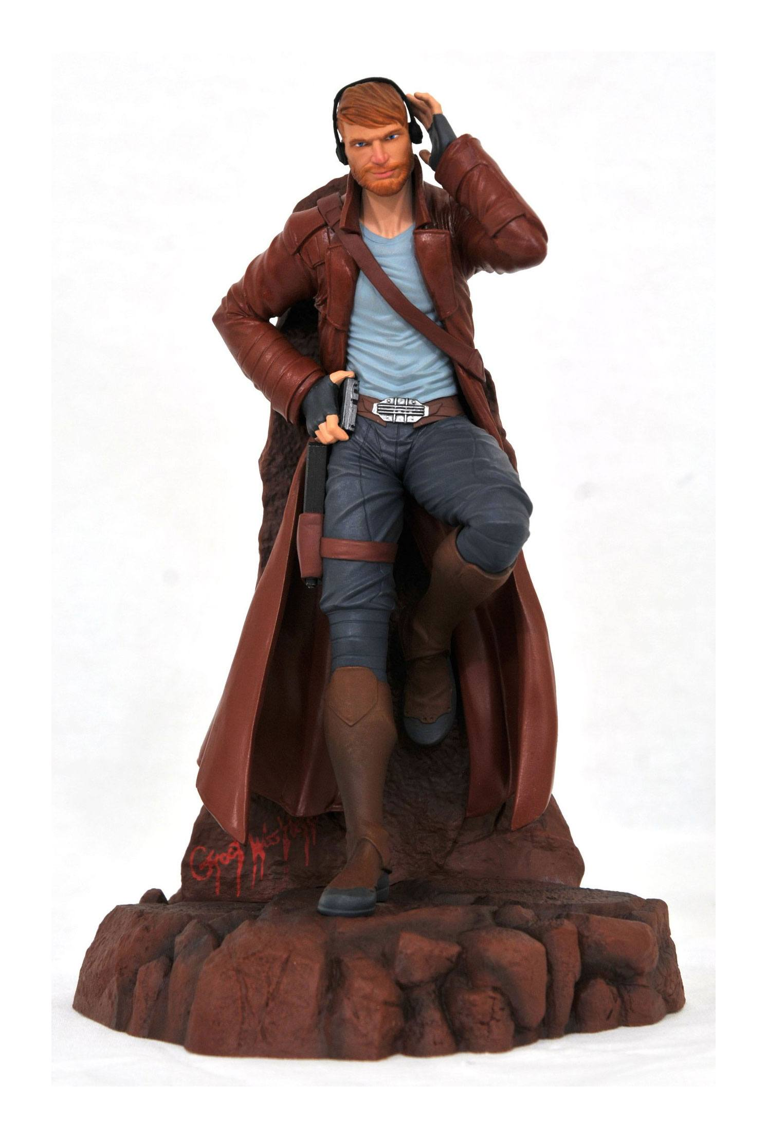 Marvel Comic Gallery PVC socha Star-Lord Exclusive 23 cm