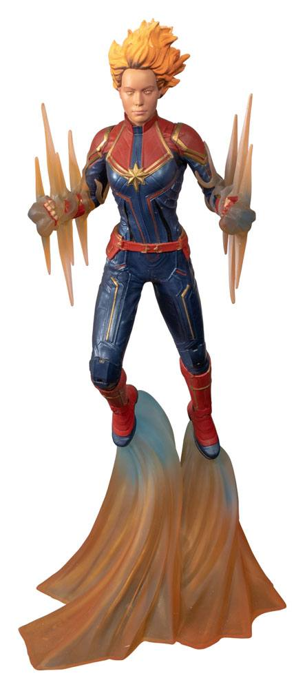 Marvel Comic Gallery PVC socha Binary Captain Marvel 28 cm