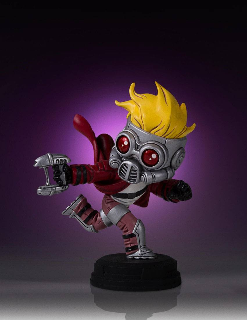 Marvel Comics Mini socha Star-Lord 11 cm