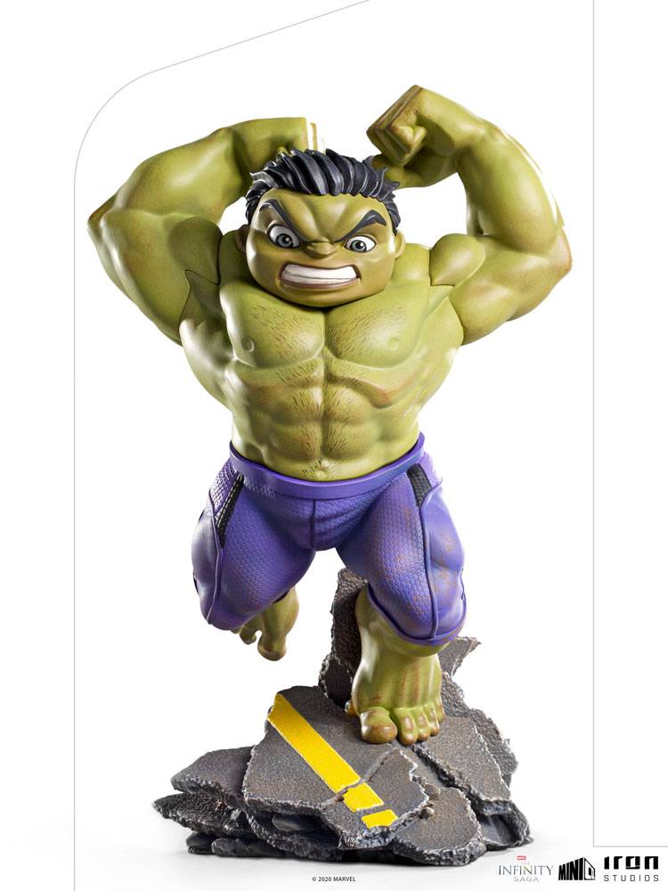 The Infinity Saga Mini Co. PVC Figure Hulk 23 cm